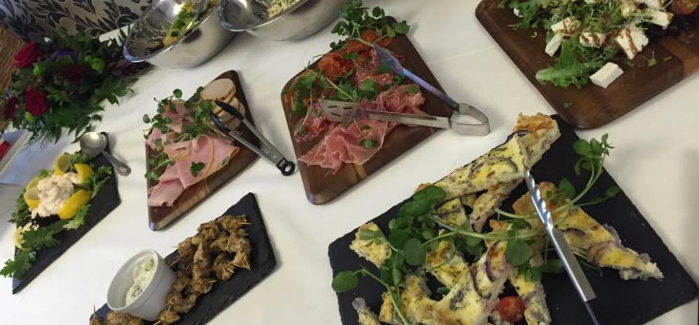 Hot Food Catering Small Party Medway